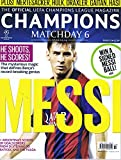 Champions official Magazine [UK] MD 6 2015 (単号)