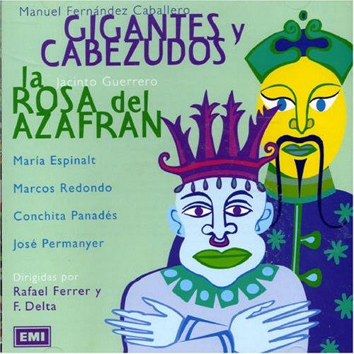 La Rosa Del Azafrán / Gigantes Y Cabezudos - VVAA - CD