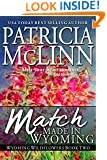 Match Made in Wyoming, a western romance (Wyoming Wildflowers Book 2)