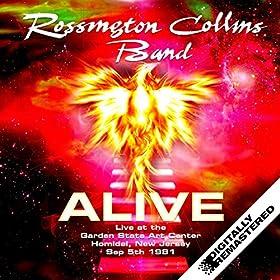 Alive Live At The Garden State Art Center Homldel New