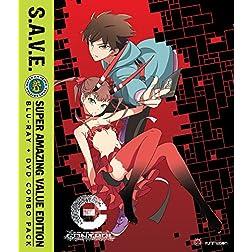 C - Control: The Complete Series - S.A.V.E. [Blu-ray]