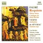 Faur� : Requiem - Messe basse  - Cant...