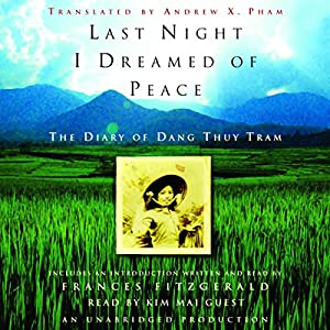 Last Night I Dreamed of Peace Audiobook