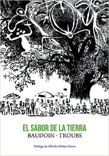 EL SABOR DE LA TIERRA,BAUDOIN,astiberri  tienda de comics en México distrito federal, venta de comics en México df
