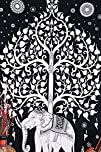 Kayso Elephant Tree Tapestry with Goo…