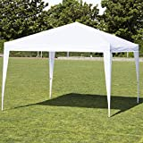 Best Choice Products 10X10 EZ Pop Up Canopy Tent W/ Carrying Case