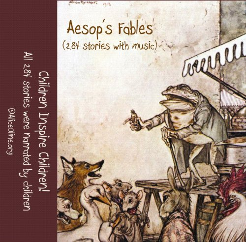 284 Aesop's Fables (MP3, electronic delivery)