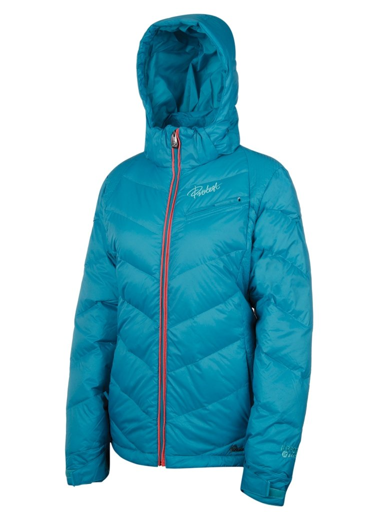 Brilliant Protest Damen ski Jacke - Blue Moon Small/36