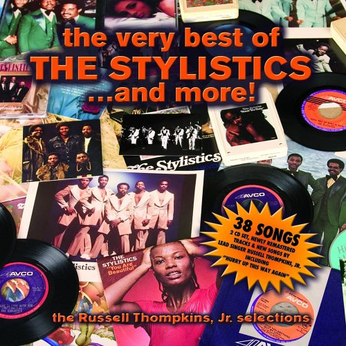The Stylistics - The Very Best of... and More - Zortam Music