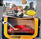 1979 CORGI MAGNETRON The Exploration Vehicle in 1:43 Scale Diecast Metal