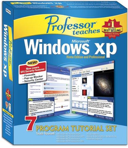 Professor Teaches Windows XP