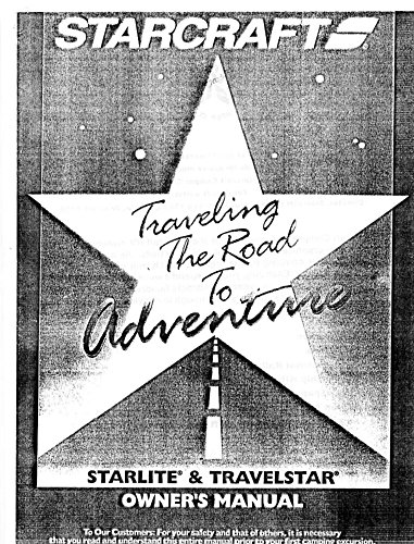 2003-starlite-travelstar-camping-popup-trailer-owners-manual-plastic-comb-