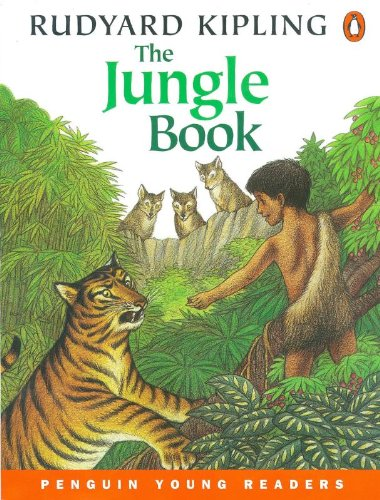 Jungle Book Pyr2 M (Penguin Young Readers)