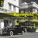 Korngold: Symphony, Violin Concerto,...