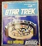 1975 Amt Star Trek Model Command Bridge U.S.S. Enterprise