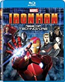 Iron Man: Rise of Technovore [Blu-ray] by Sony Pictures Home Entertainment