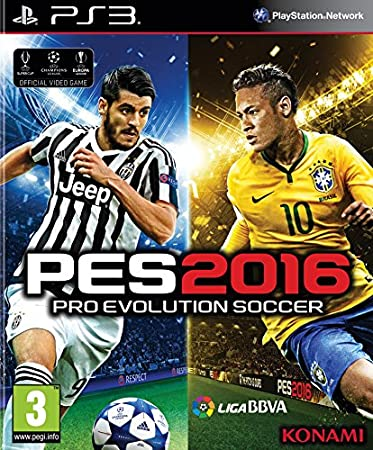 Pro Evolution Soccer 2016 (PES 2016) - Standard Edition