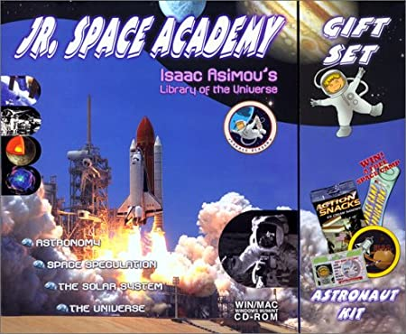 JR. Space Academy Gift Set