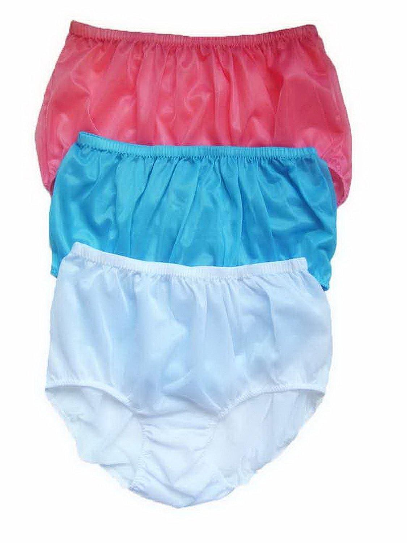 Höschen Unterwäsche Großhandel Los 3 pcs LPK28 Lots 3 pcs Wholesale Panties Nylon günstig online kaufen