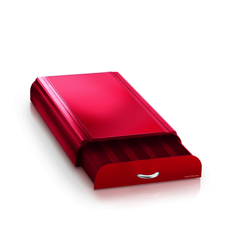 k cups drawer packs nespresso anchor pod red coffee storage holder w heavy duty ebay. Black Bedroom Furniture Sets. Home Design Ideas