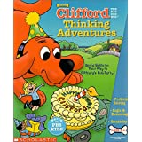 Clifford The Big Red Dog Thinking Adventures  [OLD VERSION] ~ Scholastic