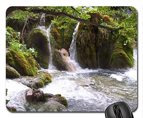 cascade Mouse Pad, Mousepad (Rivers Mouse Pad)
