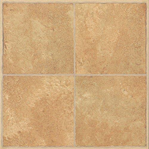 4-x-vinyl-floor-tiles-self-adhesive-bathroom-kitchen-flooring-brand-new-beige-traditional-186