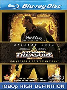 National Treasure [Blu-ray]