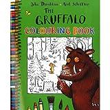 Donaldson Julia S The Gruffalo Colouring Book Spl