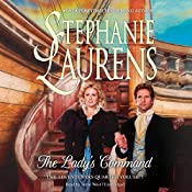 The Lady's Command: The Adventurers Quartet, Book 1 | Stephanie Laurens