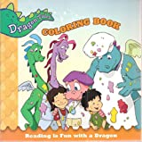 img - for Dragon Tales: Coloring Book Reading Is Fun with a Dragon and Dragon Tales Zak and Wheezie Clean Up Volume 2 (2-Book Set) book / textbook / text book
