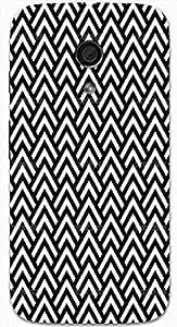 Brilliant multicolor printed protective REBEL mobile back cover for Motorola Moto G (2014) 1st Gen D.No.N-T-4566-MG1