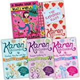 Karen McCombie Stella Etc 5 Books Collection Pack Set RRP: �29.95 (A Guided Tour of Ally's World, Truly, Madly Megan, Sweet-Talking TJ , The Raspberry Rules, Frankie, Peaches and Me)by Karen McCombie