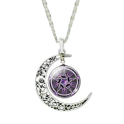 Collar amuleto místico de Salomón