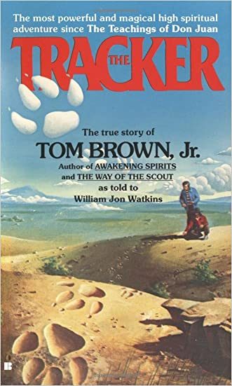 The Tracker written by Tom Brown