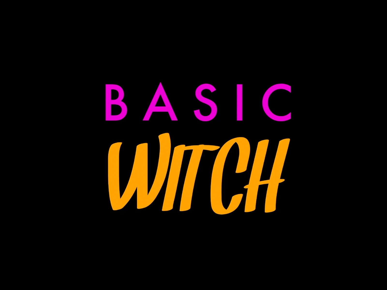 Basic Witch - Season 1