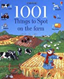 Gillian Doherty 1001 Things to Spot on the Farm (Usborne 1001 Things to Spot)