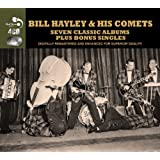"7 Classic Albums Plusvon ""Bill & His Comets Haley"""