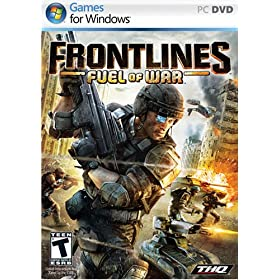 Frontlines feuel of war