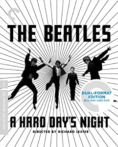 Criterion Collection: A Hard Day's Night [Blu-ray]