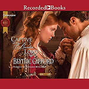 Captive of the Border Lord Audiobook