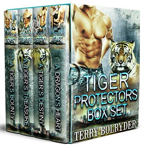 Terry Bolryder - Tiger Protectors Boxed Set