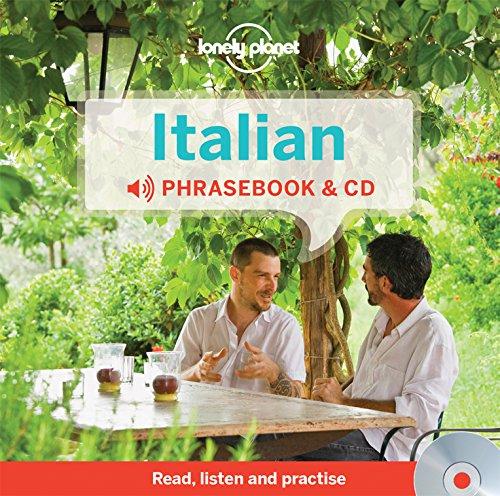 Lonely Planet Italian Phrasebook and Audio CD (PHRASEBOOKS)