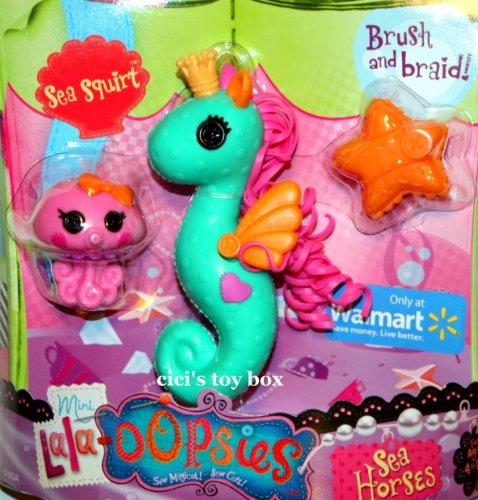Lalaloopsy Mini Lala Oopsie Sea Horse Sea Squirt - 1