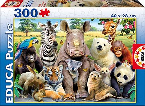 Puzzles Educa - Foto de clase, puzzle de 300 piezas (Educa Borrás 15908)