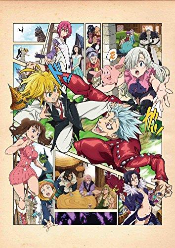 七つの大罪 聖戦の予兆 上(完全生産限定版) [Blu-ray]