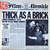 Jethro Tull - Thick As A Brick - Reprise - MS 2072 Canada Inserts VG++/VG++ LP