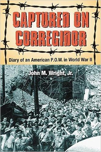 Captured on Corregidor: Diary of an American P.O.W. in World War II