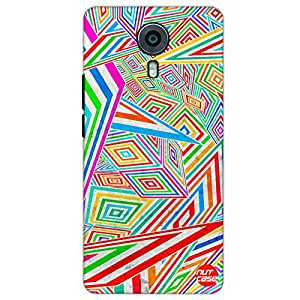 Designer Micromax Canvas Xpress 2 Case Cover Nutcase - Kaleidoscope