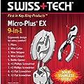 Swiss+Tech Micro-Plus 9-in-1 Tool